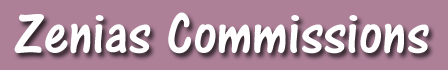 zenias commissions